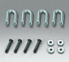 Taigen metal shackle set for Heng Long Tiger 1 1/16 scale